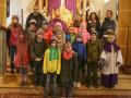Vorstellen der Erstkommunionkinder